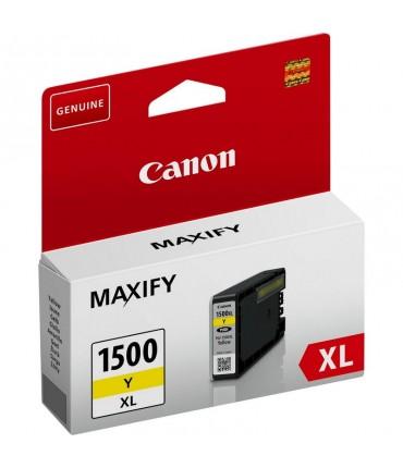 Recharge PGi-1500XL Maxify MB 2050 2150 2155 2350 2750 2755 yellow